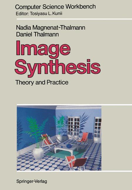 Image Synthesis als Buch von Nadia Magnenat-Tha...