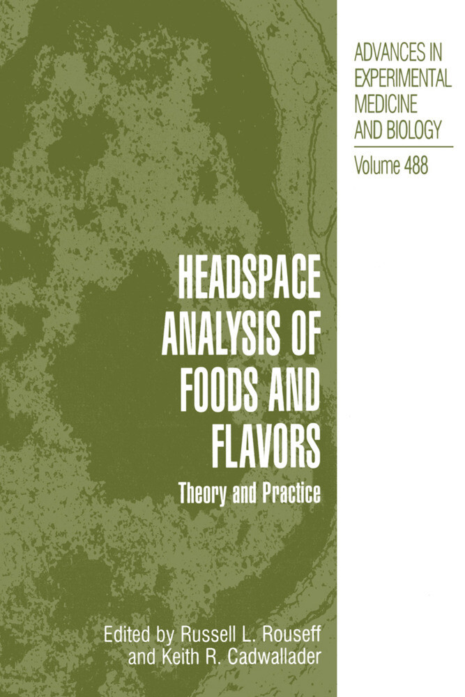 Headspace Analysis of Foods and Flavors als Buc...