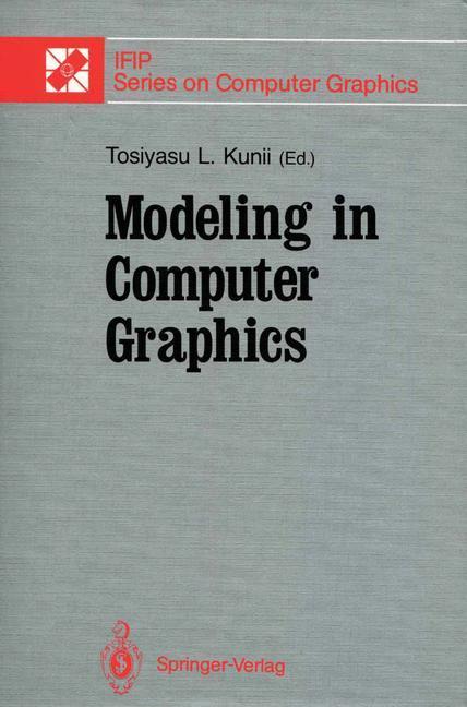 Modeling in Computer Graphics als Buch von