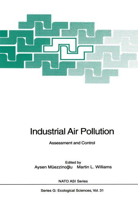 Industrial Air Pollution als Buch von