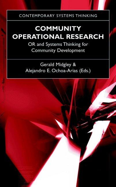 Community Operational Research als Buch von