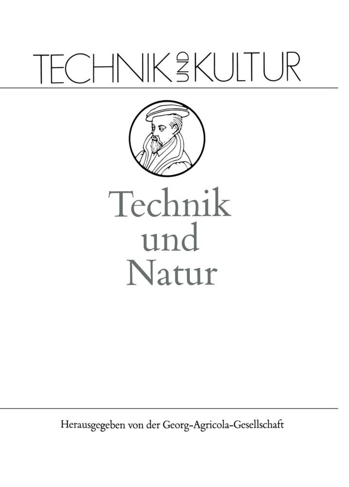 Technik und Natur als Buch von