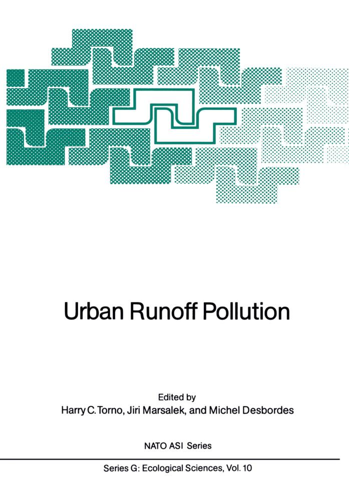 Urban Runoff Pollution als Buch von