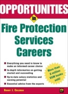 Opportunities in Fire Protection Services Caree...