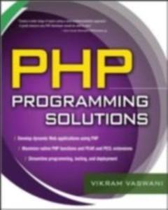 PHP Programming Solutions als eBook Download vo...