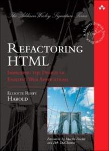 Refactoring HTML als eBook Download von Elliott...