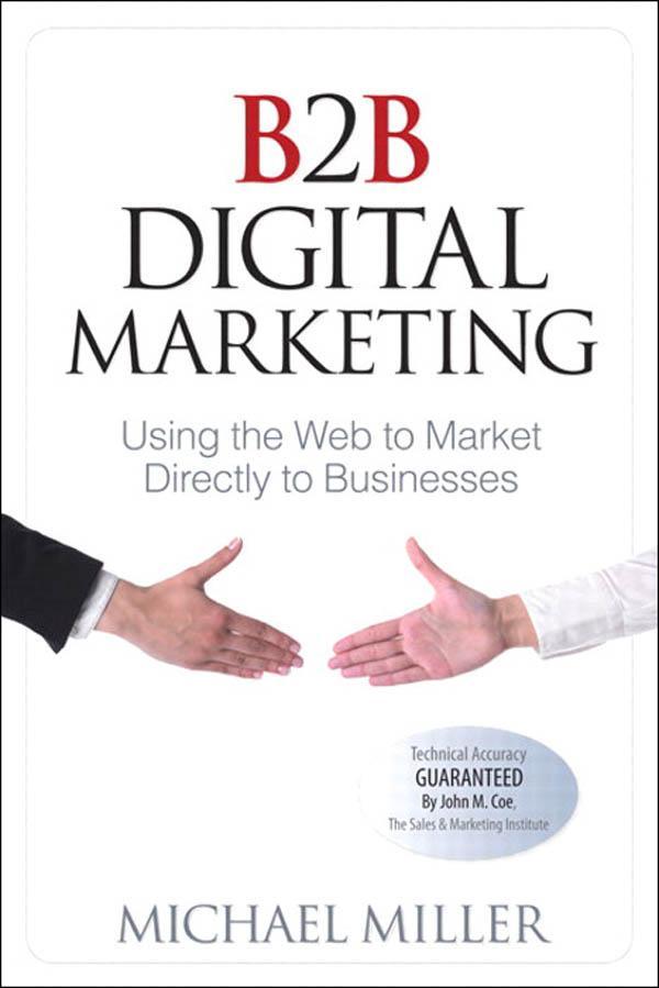 B2B Digital Marketing als eBook Download von Mi...