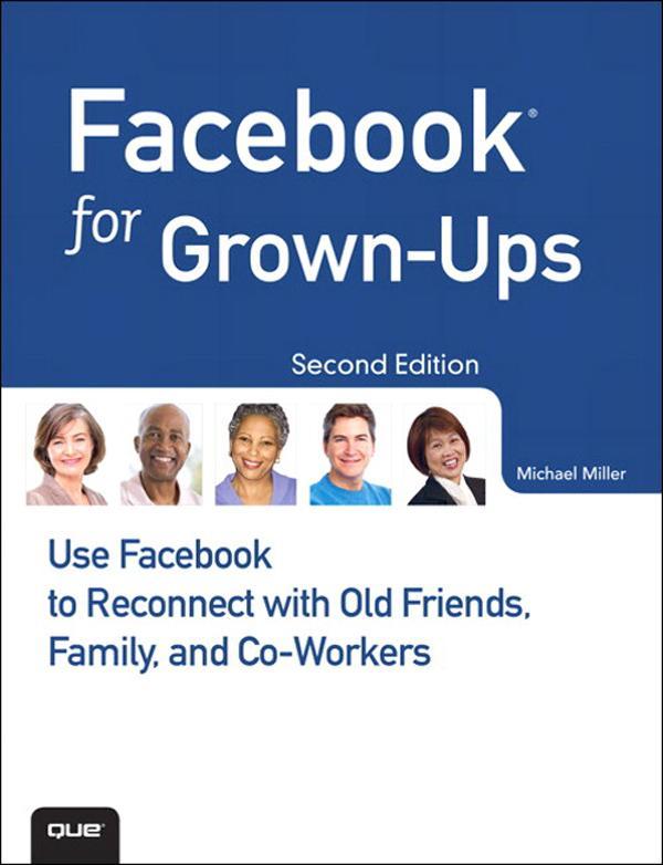 Facebook for Grown-Ups als eBook Download von M...