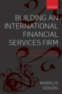 Building an International Financial Services Fi...