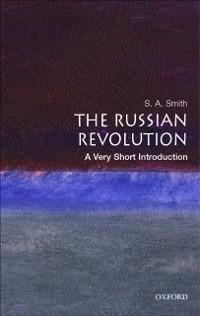 Russian Revolution: A Very Short Introduction a...
