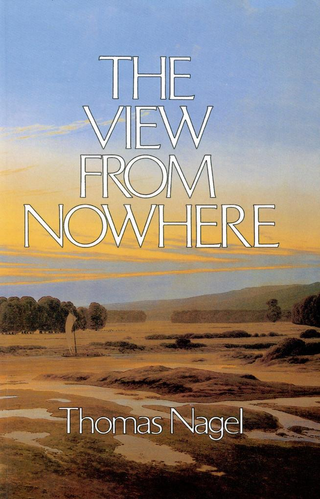 View From Nowhere als eBook Download von Thomas...