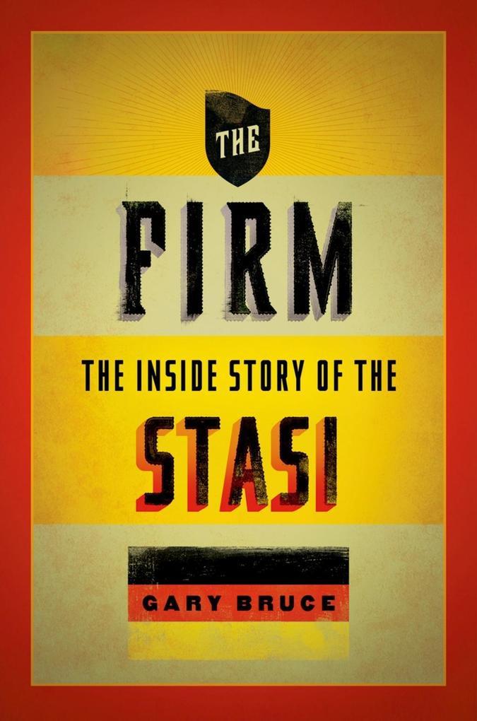 The Firm als eBook Download von Gary Bruce
