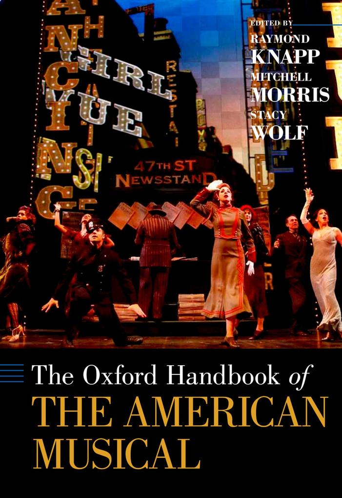 Oxford Handbook of The American Musical als eBo...