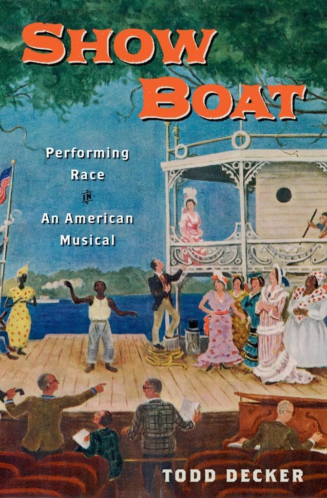 Show Boat als eBook Download von Todd Decker