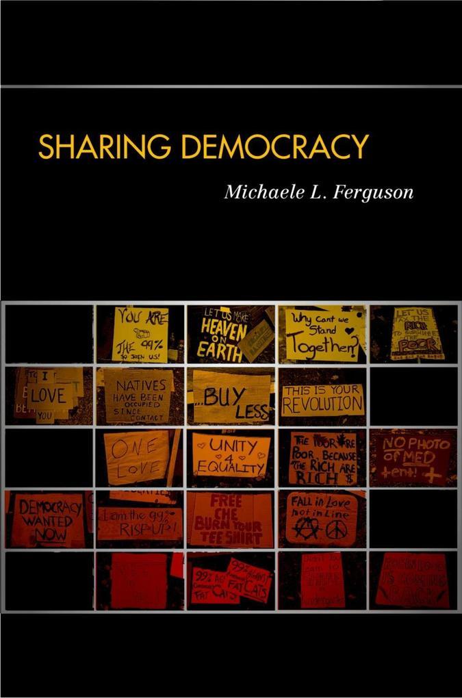 Sharing Democracy als eBook Download von Michae...