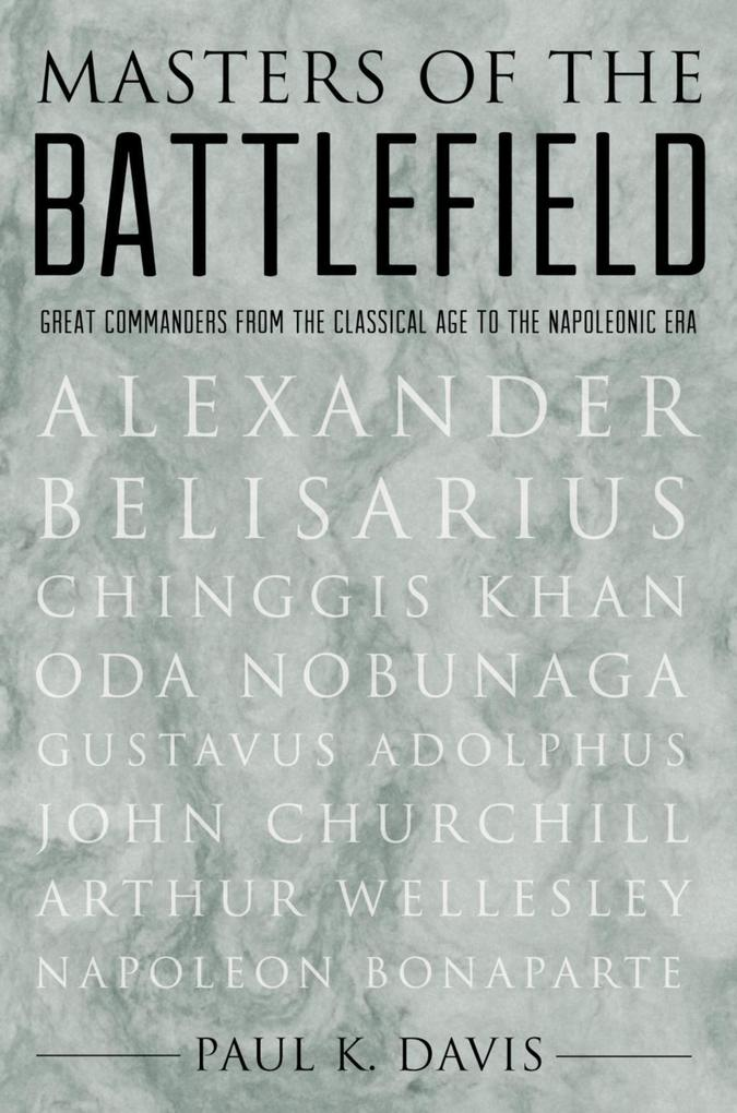Masters of the Battlefield als eBook Download v...