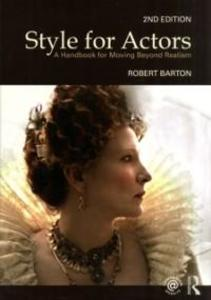Style For Actors 2nd edition als eBook Download...