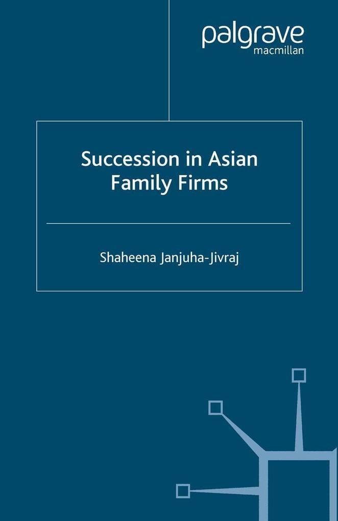 Succession in Asian Family Firms als eBook Down...