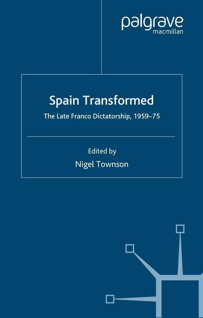 Spain Transformed als eBook Download von