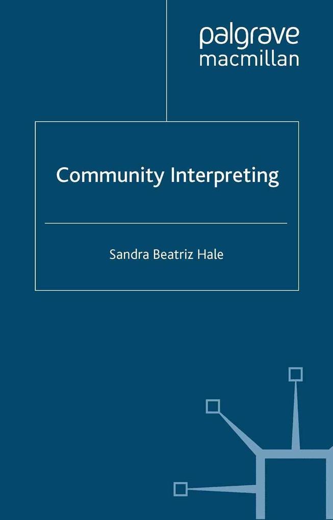 Community Interpreting als eBook Download von S...