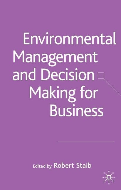 Environmental Management and Decision Making fo...