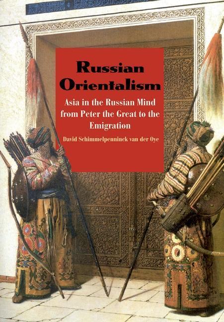Russian Orientalism als eBook Download von Davi...