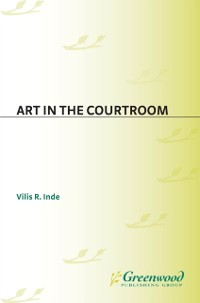 Art in the Courtroom als eBook Download von Vil...