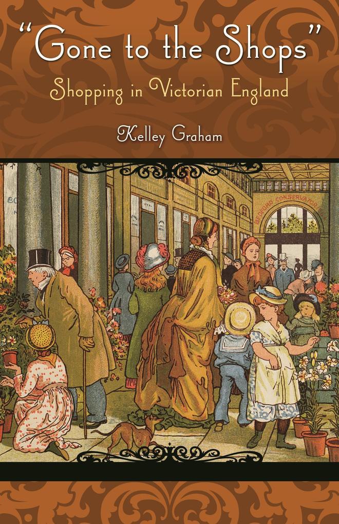 Gone To The Shops als eBook Download von Kelley...