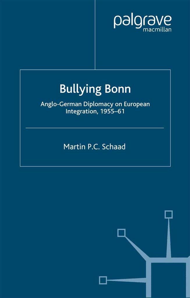 Bullying Bonn als eBook Download von M. Schaad