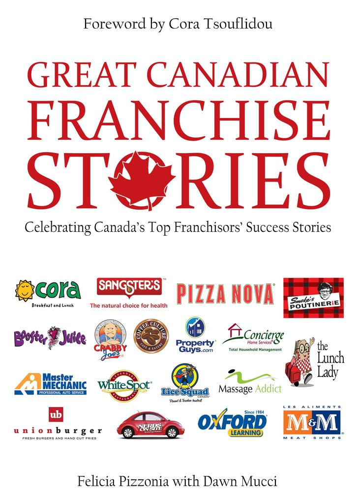 Great Canadian Franchise Stories als eBook Down...