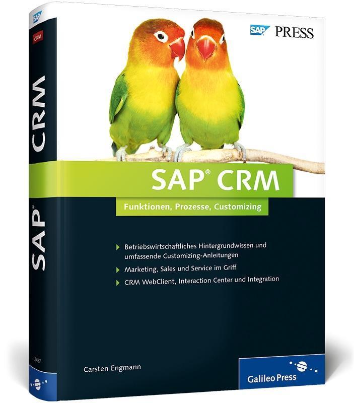 SAP CRM als Buch von Carsten Engmann