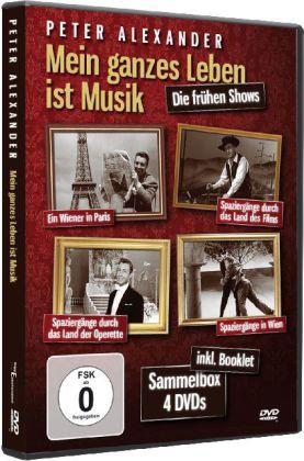 Peter Alexander - Mein ganzes Leben ist Musik S...