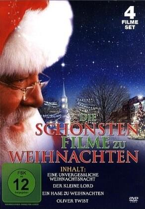 Die schönsten Filme zu Weihnachten (Box)