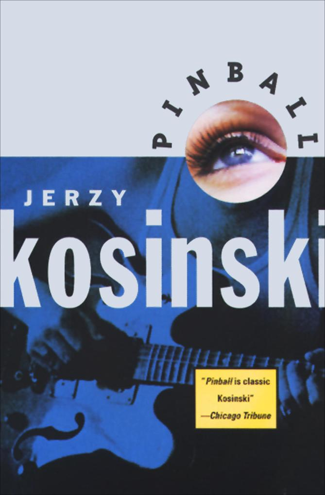 Pinball als eBook Download von Jerzy Kosinski