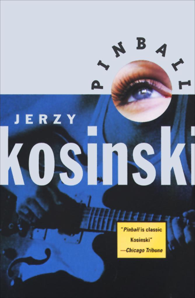 Pinball als eBook Download von Jerzy Kosinski