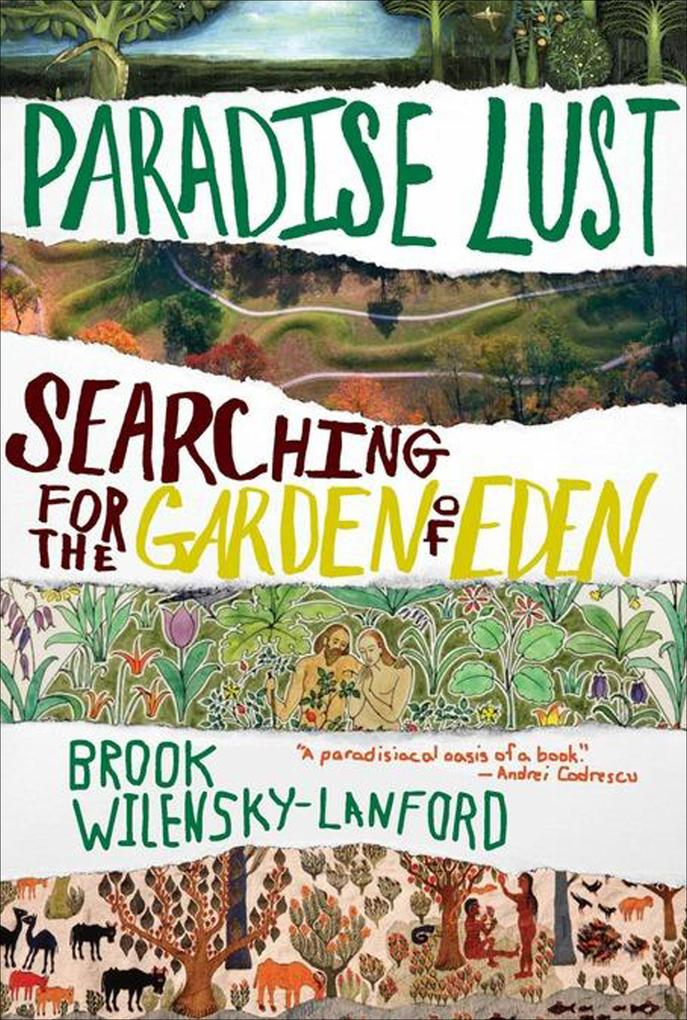 Paradise Lust als eBook Download von Brook Wile...