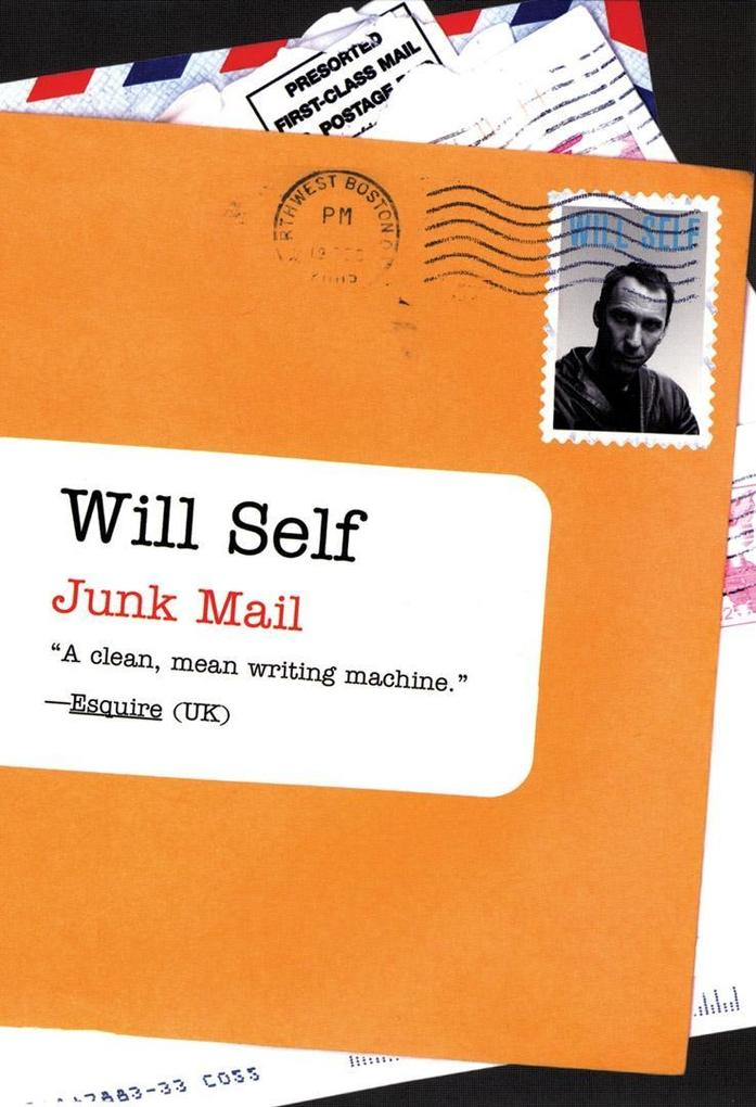 Junk Mail als eBook Download von Will Self