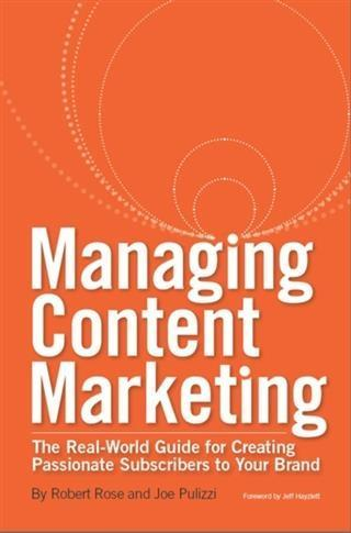 Managing Content Marketing als eBook Download v...