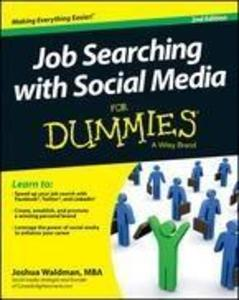 Job Searching with Social Media For Dummies als...