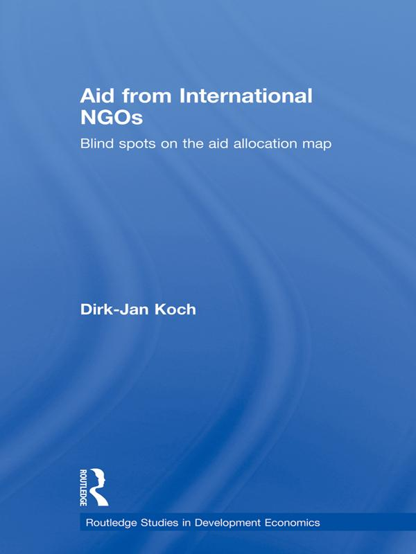 Aid from International NGOs als eBook Download ...
