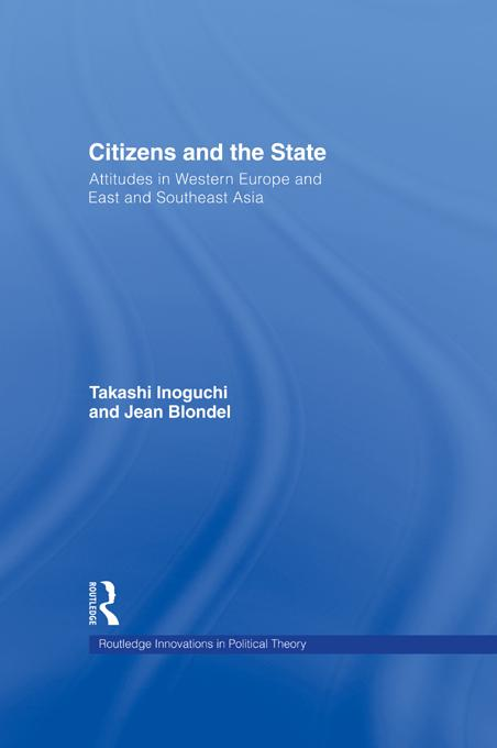 Citizens and the State als eBook Download von T...