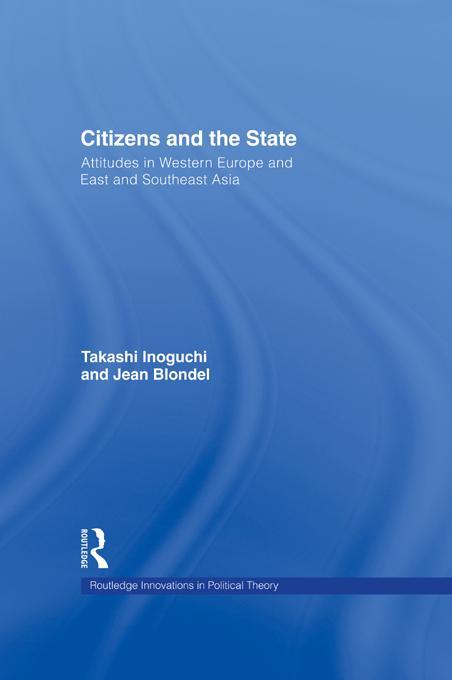 Citizens and the State als eBook Download von T...