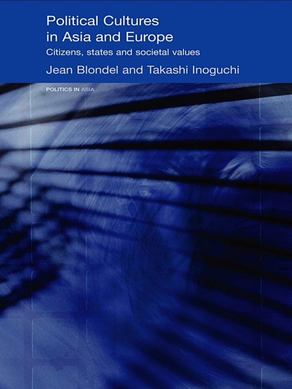 Political Cultures in Asia and Europe als eBook...