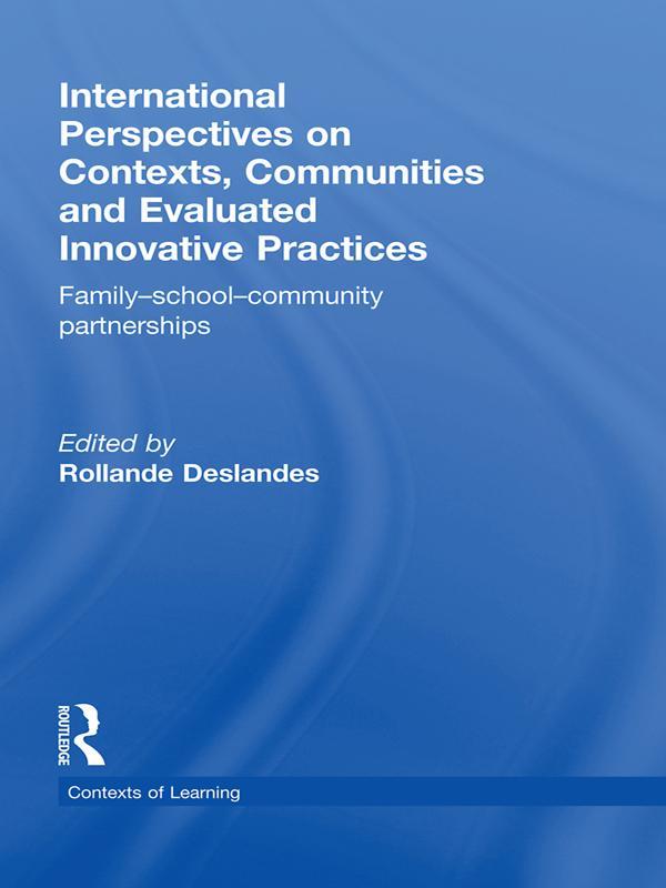 International Perspectives on Contexts, Communi...