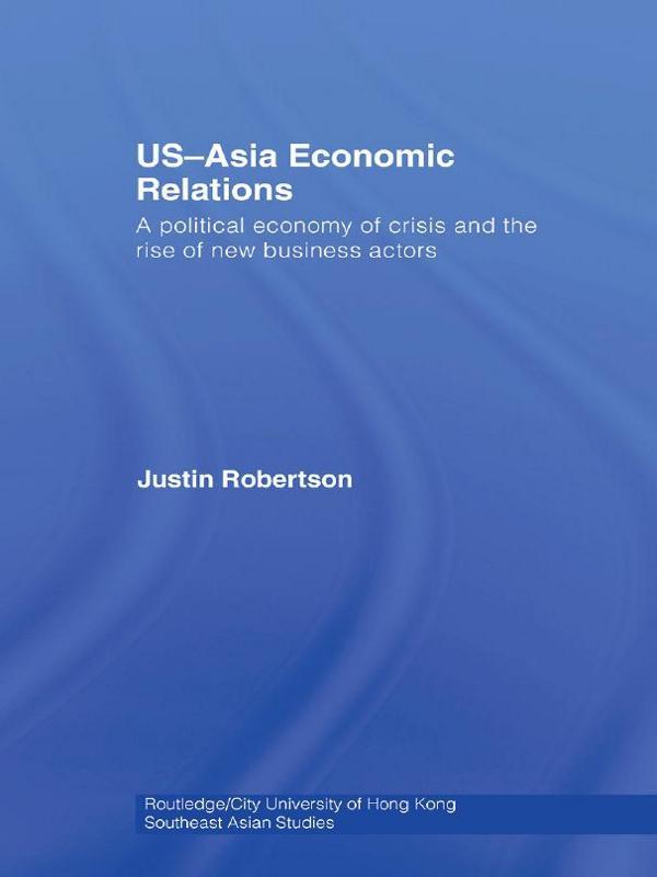 US-Asia Economic Relations als eBook Download v...
