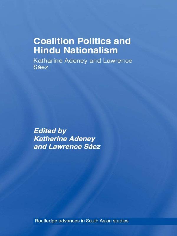 Coalition Politics and Hindu Nationalism als eB...