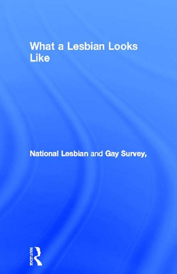 What a Lesbian Looks Like als eBook Download vo...