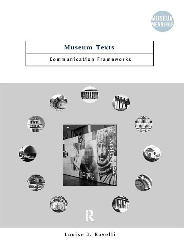 Museum Texts als eBook Download von Louise Ravelli