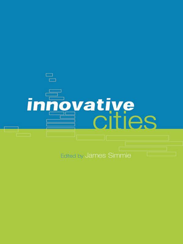 Innovative Cities als eBook Download von