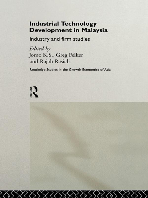 Industrial Technology Development in Malaysia a...